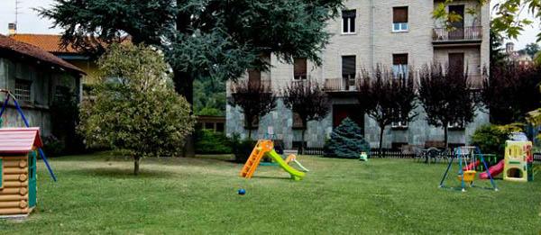 Asilo Nido Biella Giardino e Giochi